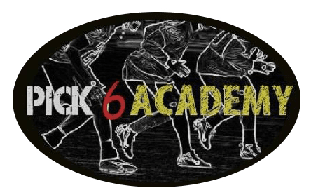Pick 6 Academy – BEST FOOTBALL TRAINING, MENTORING & GUIDANCE